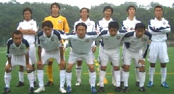 17 Jun 06 - Before their win over Takada FC, Banditonce Kobe