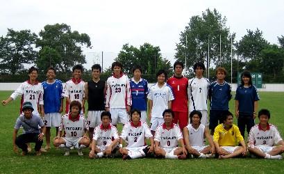 17 Nov 05 - Kanagawa Prefectural League side Mutsuura FC