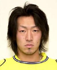 17 Nov 06 - Tochigi SC goalscorer Kenta Nagai