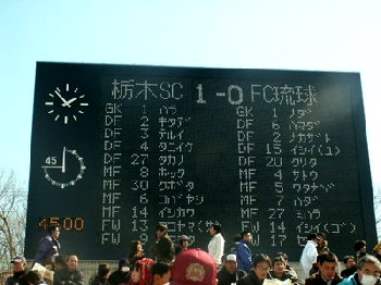 18 Mar 07 - It all means that Tochigi have beaten Ryukyu, anyway