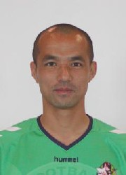 19 Jan 06 - The really extraordinarily bald Kei Kinoshita