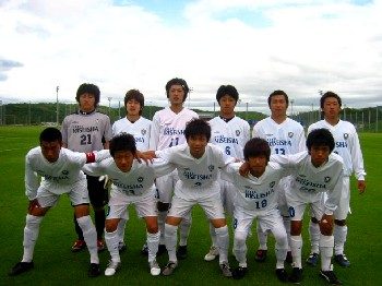 20 May 06 - Riseisha FC pictured before their draw with Kihoku Football Group