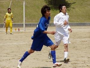 20 May 07 - Ventana AC get past Tokushima Comprille