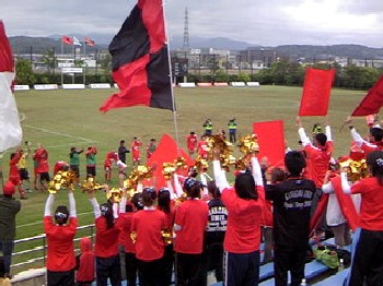20 May 07 - Happy days for Zweigen Kanazawa players and fans