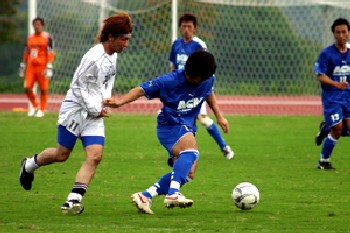 21 May 06 - ACM Central struggle to hold off Shizuoka FC