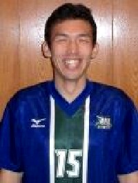 21 May 06 - Muneyuki Kasai, scorer of Ome FC's winner against Machida Zelvia