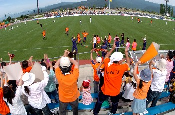 22 Jun 07 - AC Nagano Parceiro maintain their title challenge