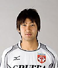 22 Oct 06 - Hiroyuki Nishi, two-goal hero for Grulla Morioka