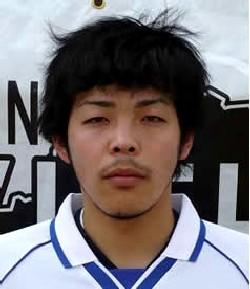 24 Jul 07 - Shinya Ito, FC Perada Fukushima goalscorer against FC Primeiro