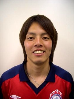 25 Jun 06 - Masato Ishida, scorer of the opening goal for Banditonce against AS Laranja<br />