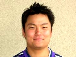 25 Jun 06 - Masatoshi Tanaka, scorer of the winner for Ueda Gentian against Fervorosa