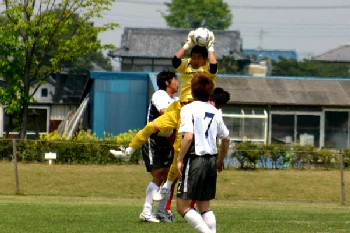 25 Jun 06 - Yaita put Luminozo Sayama under pressure to no avail