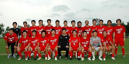 25 Oct 05 - Takamatsu FC, 2005 vintage