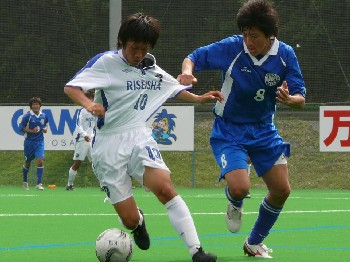 26 May 07 - Kihoku tussle unsuccessfully with Riseisha