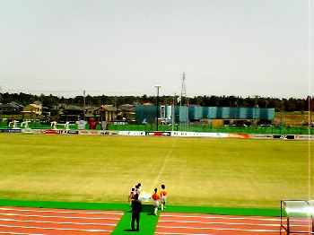 27 May 07 - All quiet before RKU's win over Arte Takasaki