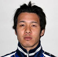 28 May 06 - Ryosuke Yamaoka, scorer of the winner v Fuji Club for Cambiare