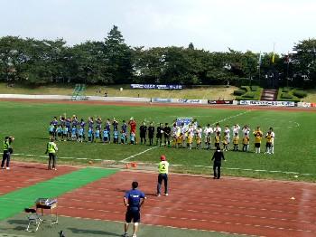 28 Oct 06 - Yokogawa and Honda Lock prepare for kick-off