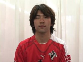 29 Jul 06 - Yutaka Takahashi, on target again for Rosso Kumamoto