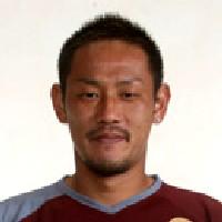 30 Jun 07 - FC Ryukyu goalscorer Tadaaki Matsubara