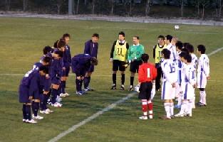 31 Jan 06 - Face-to-face, JEF United and Sagawa Printing