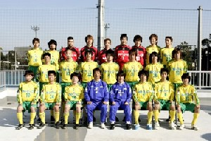 27 Nov 05 - Shock Group C winners JEF United Amateurs