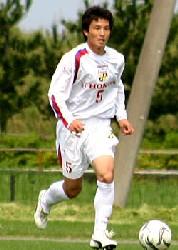 27 Nov 05 - Takashi Kumagai of Luminozo Sayama