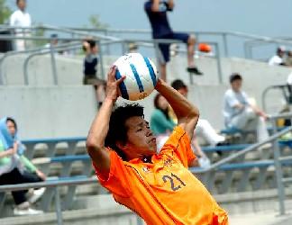27 Nov 05 - Nagano Elsa goalscorer Masaki Koha