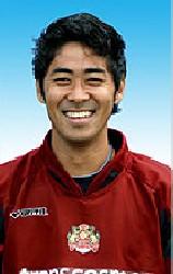27 Nov 05 - FC Ryukyu's Ricardo Higa