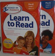 Hooked on Phonics Pre-k