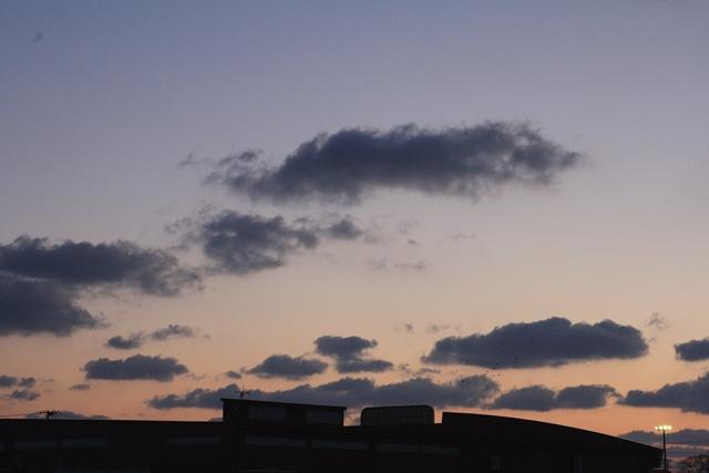 20110220 夕空