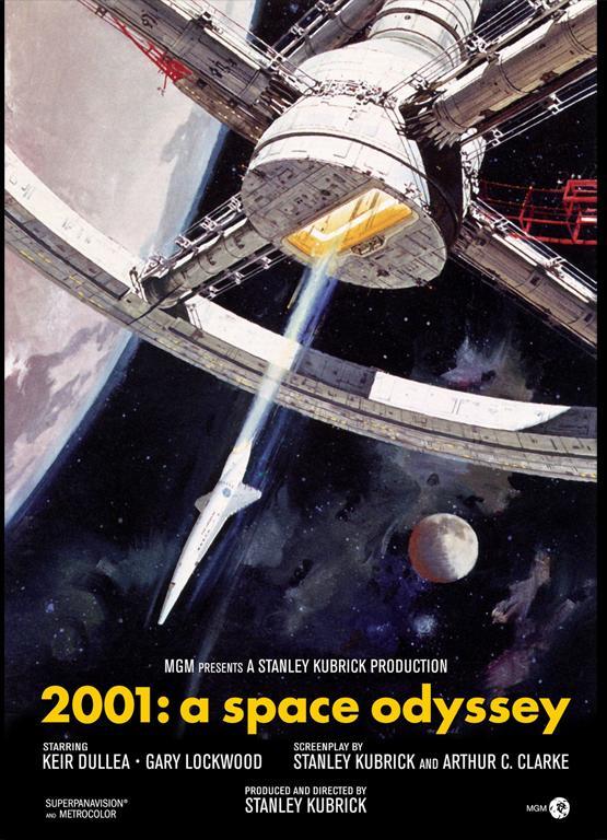 映画【2001年宇宙の旅】