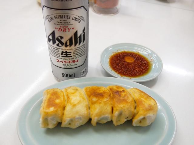 ホワイト餃子07