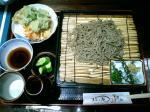 牧之庵 天ぷら膳盛りそば 08.9.23
