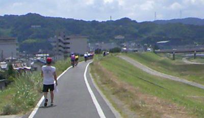 大和川サイクリングロード