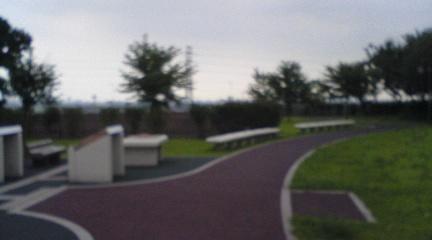 柊塚古墳の公園