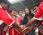 アフロサッカー