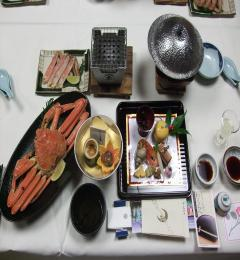 加賀屋 夕食