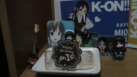 澪誕生日おめでとう