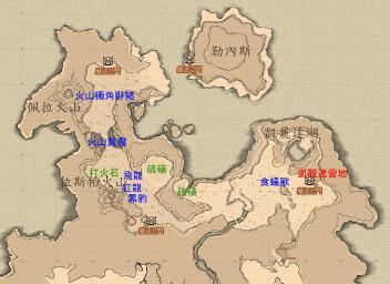 G8新區地圖