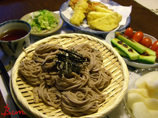 Aug19_天ぷら蕎麦
