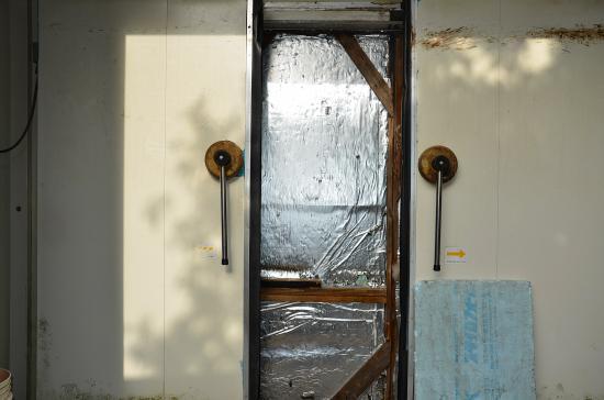 小宮山の冷凍室