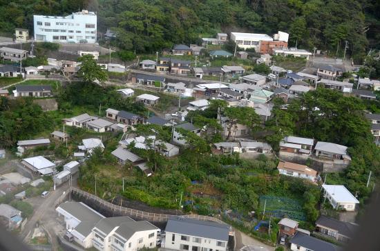 御蔵島 「里」
