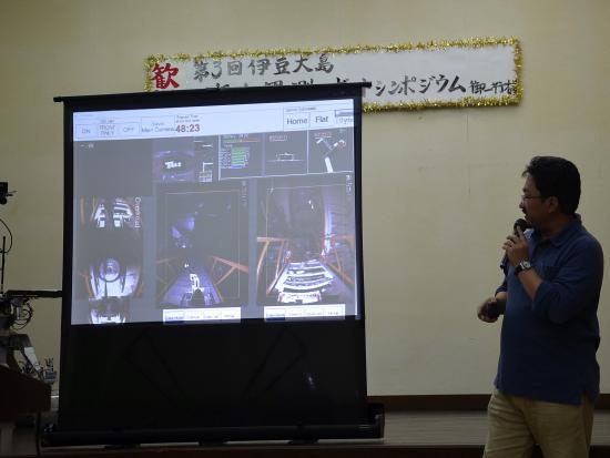 「レスキューロボットQuinceの構築  2011/03 福島第1原発事故の内部調査を目指して」東北大永谷圭司先生