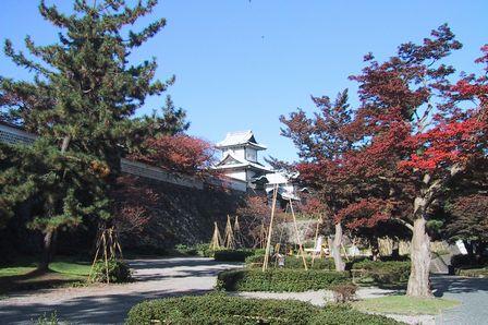 石川門・秋