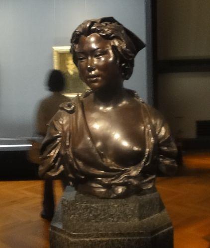 日本の婦人像