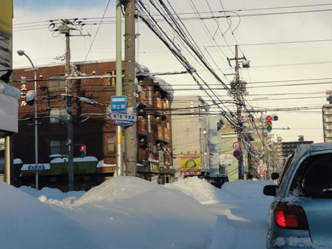 雪すごいぞ01(2011.01.09)