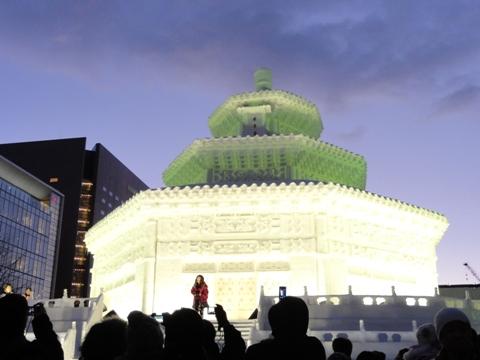 天壇祈年殿(2011.02.11)