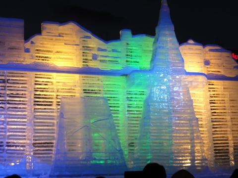 韓国 大田広域市市街(2011.02.11)