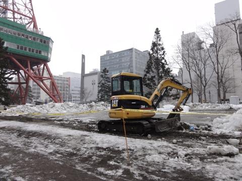 大通公園(2011.02.18)