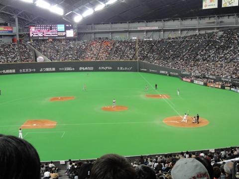 オープン戦06(2011.03.05)